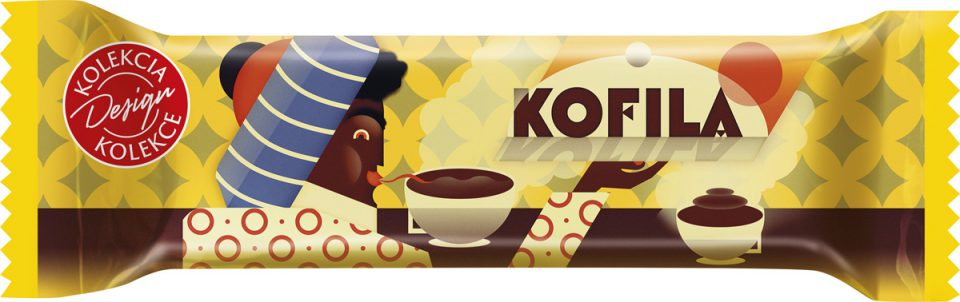 Kofila design od Lukáš Tomek
