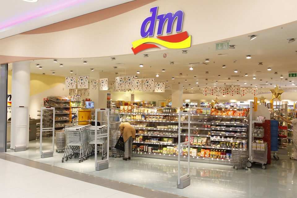 Dm drogerie v Česku spustila e-shop, některé zboží prodává výhradně online