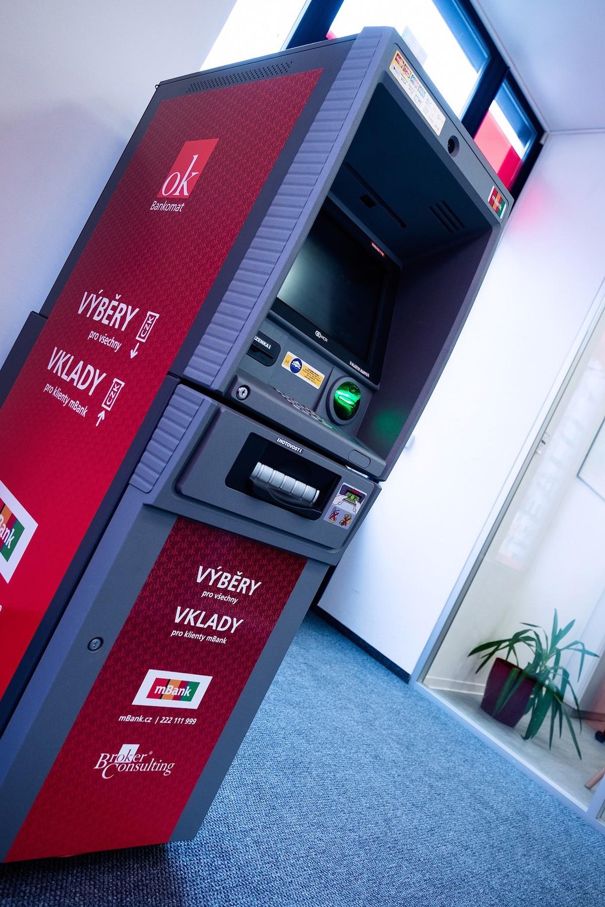 Vkladomat od mbank
