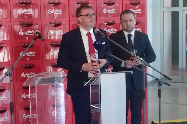 Novým šéfem Budějovického Budvaru se stal bývalý manažer Pilsner Urquell Dvořák