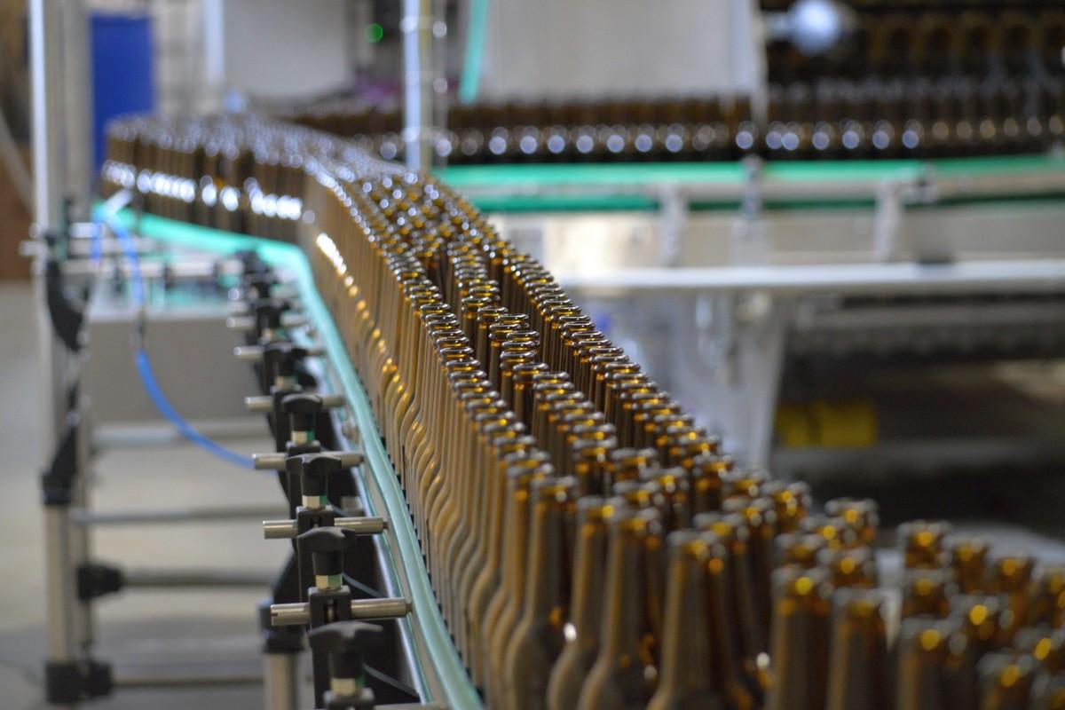 Výroba v kutnohorském pivovaru