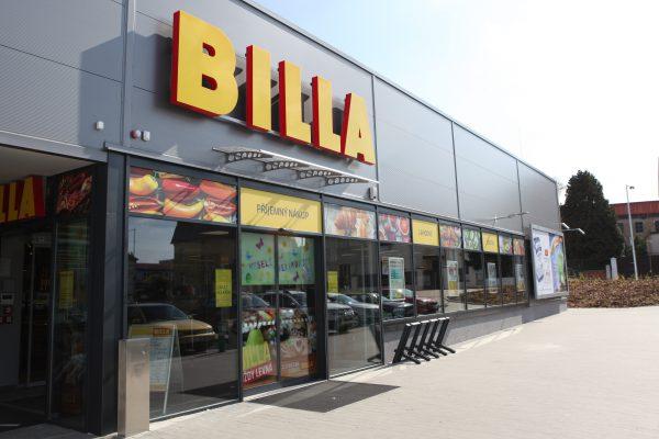 Billa loni v Česku utržila 22,8 miliard Kč, polepšila si o 6 %