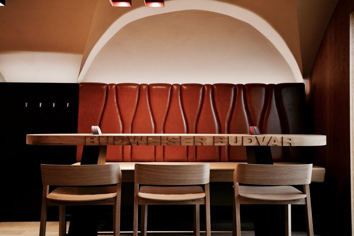 Interiér nové Budvarky