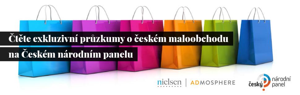 Čtěte exkluzivní průzkumy o českém maloobchodu