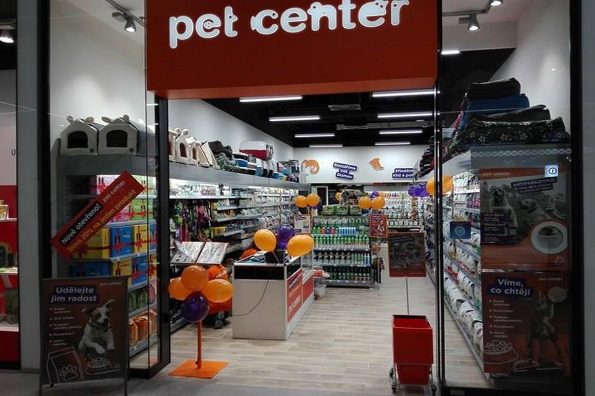 Nová jablonecká prodejna Pet Center