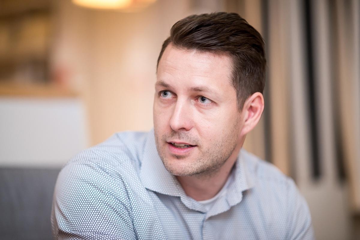 Petr Žikovský. Foto: Vojta Herout