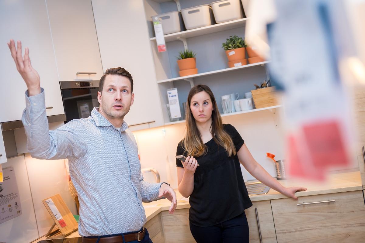 Místo kuchyní se Ikea od září zaměří na obývací pokoje
