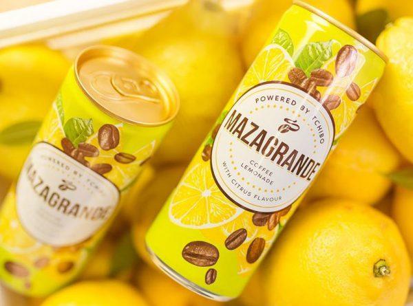 Tchibo v Česku uvádí Mazagrande, kávovou limonádu s citronovou příchutí