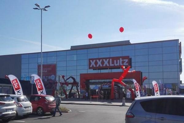 XXX Lutz má nový obchodní dům v Brně, chce do dalších měst