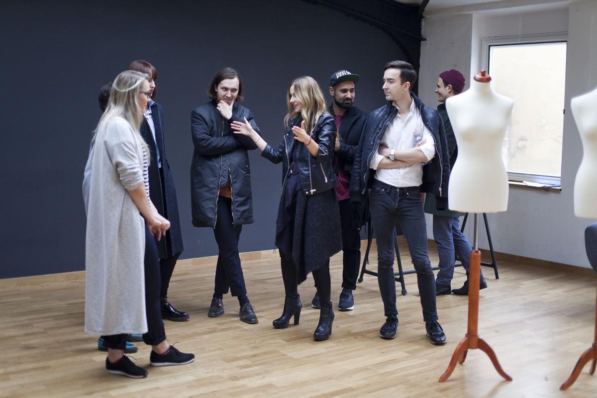 Mladí návrháři z reality show The Way, které Centrum Chodov podpoří
