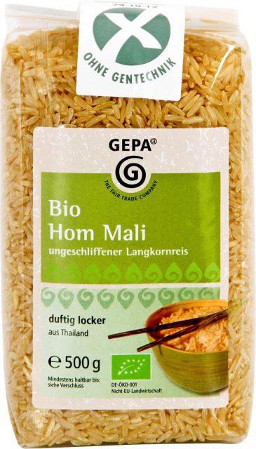 GEPA rýže