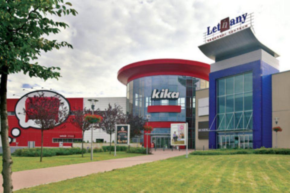 Prodejna nábytku Kika v Letňanech završila modernizaci