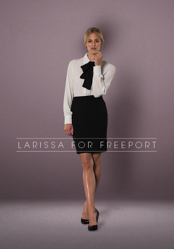 Larissa Marolt pro Freeport Fashion Outlet