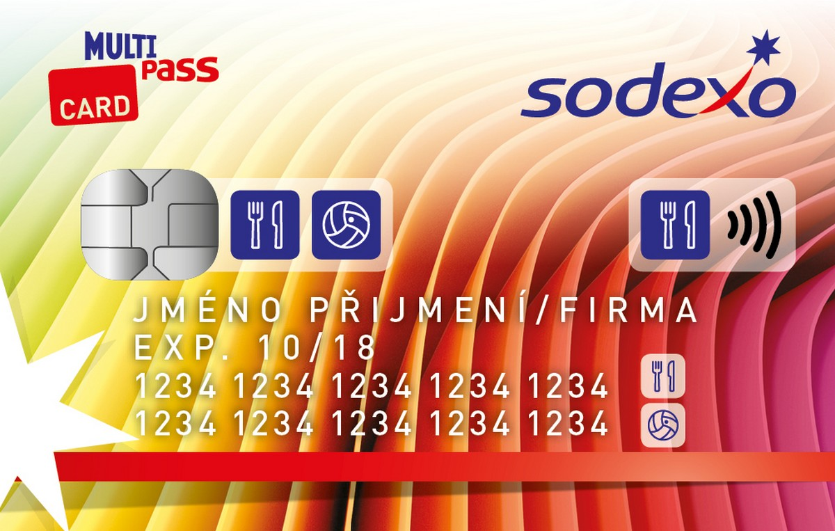 Multi Pass Card od Sodexo