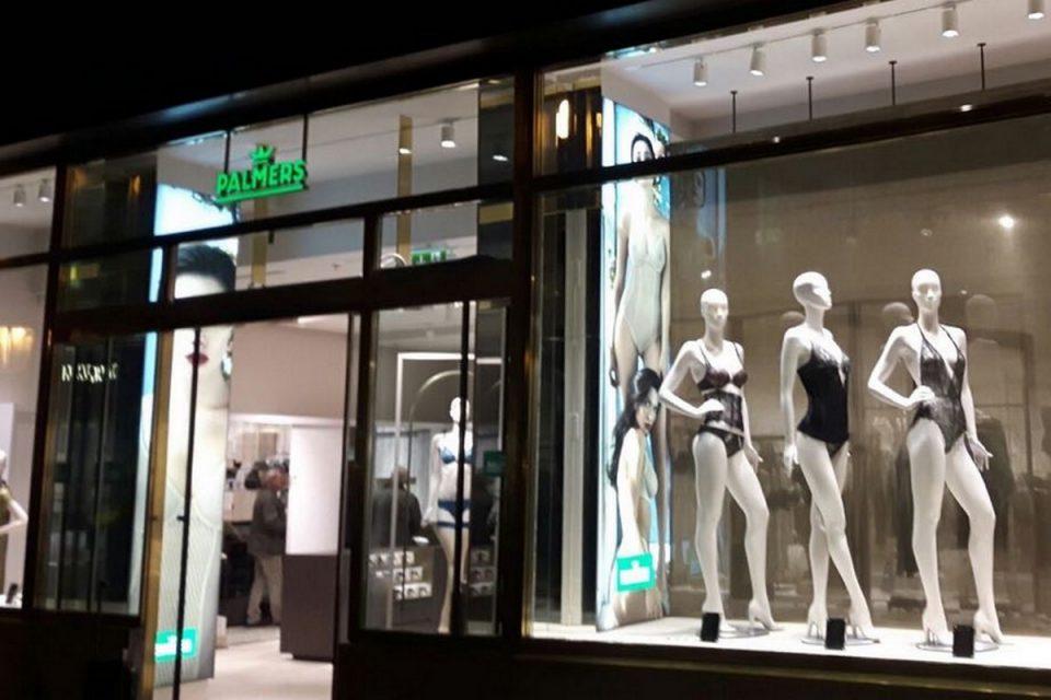 Rakouské prádlo Palmers se vrací do Prahy, má prodejnu v Havířské
