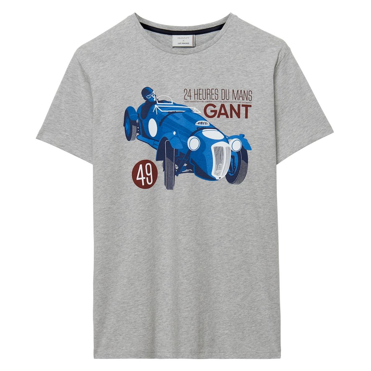 Nová kolekce Gantu 24 hodin Le Mans