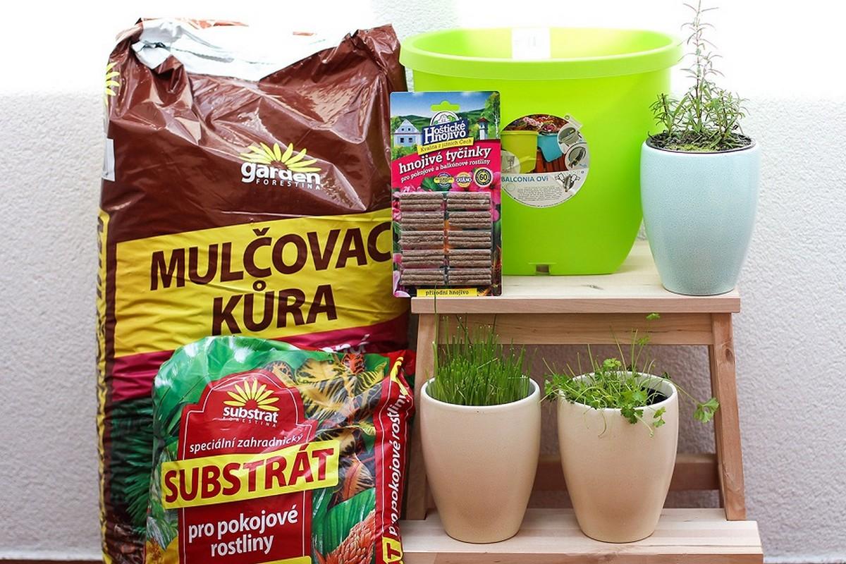 Zahradnické produkty Kolonialu