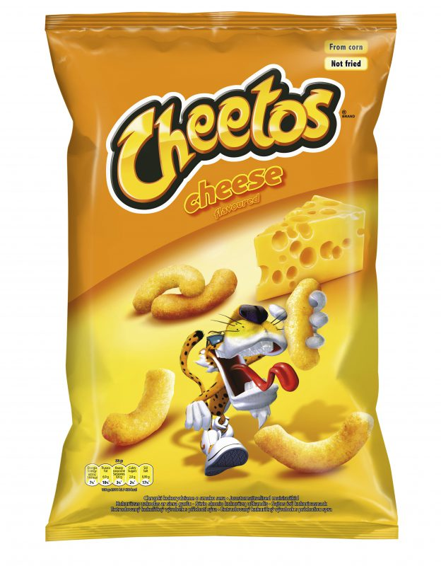 Sýrové Cheetos