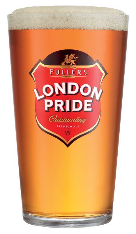 Nové dovážené pivo London Pride