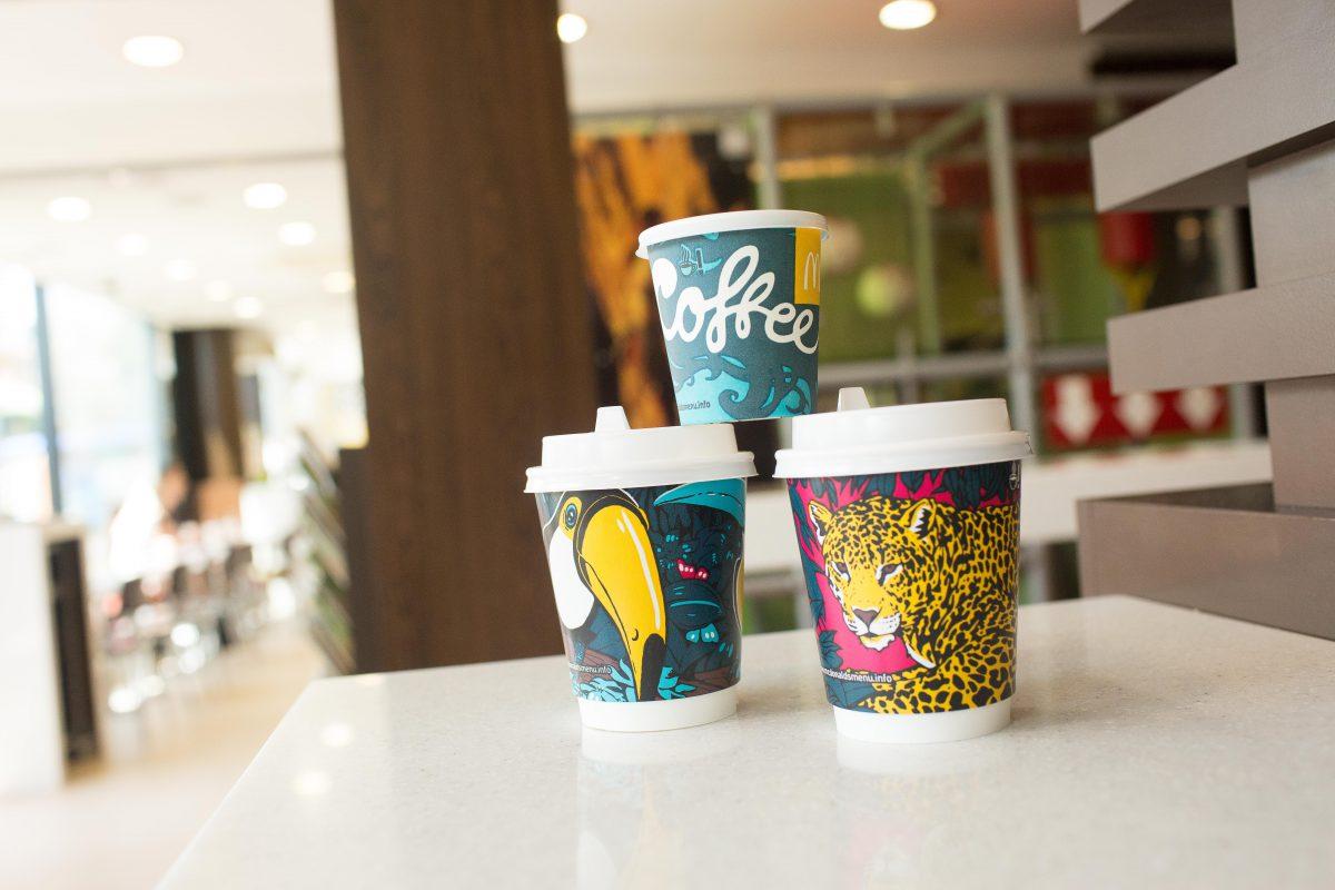 Vítězné návrhy soutěže McDonald's
