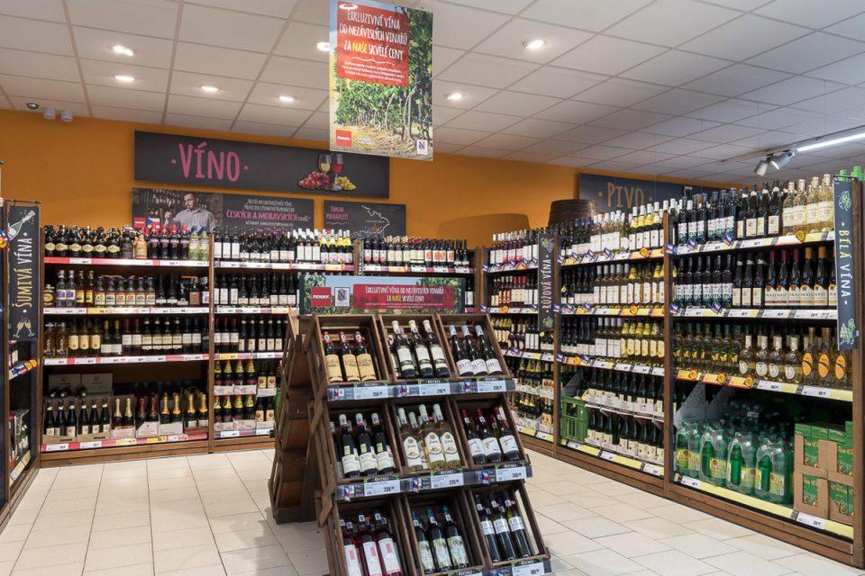 Penny Market obměnil třetinu vín, prodává šarže od menších vinařů