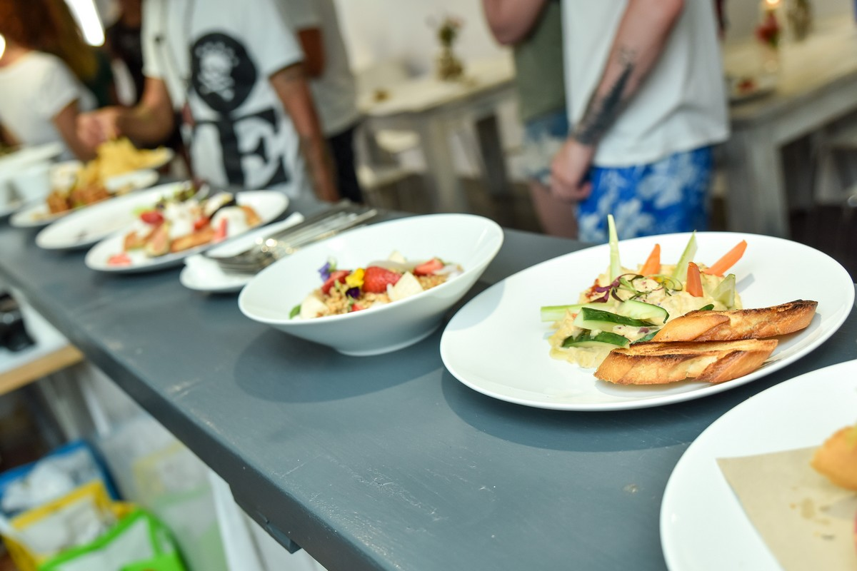 Z menu nové restaurace Vegan Ibiza. Foto: Andrei Oprescu