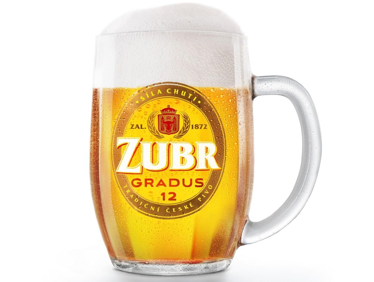 Nový ležák Zubr Gradus