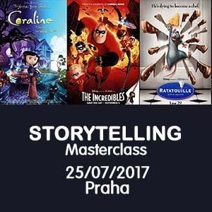 Přijďte na Storytelling Masterclass s Mikem Cachuelou