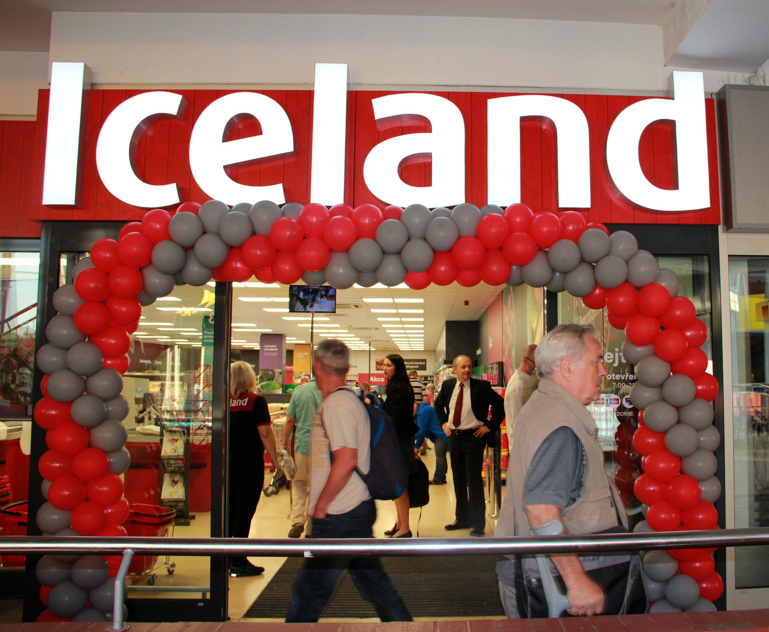 Nový Iceland na Lukách