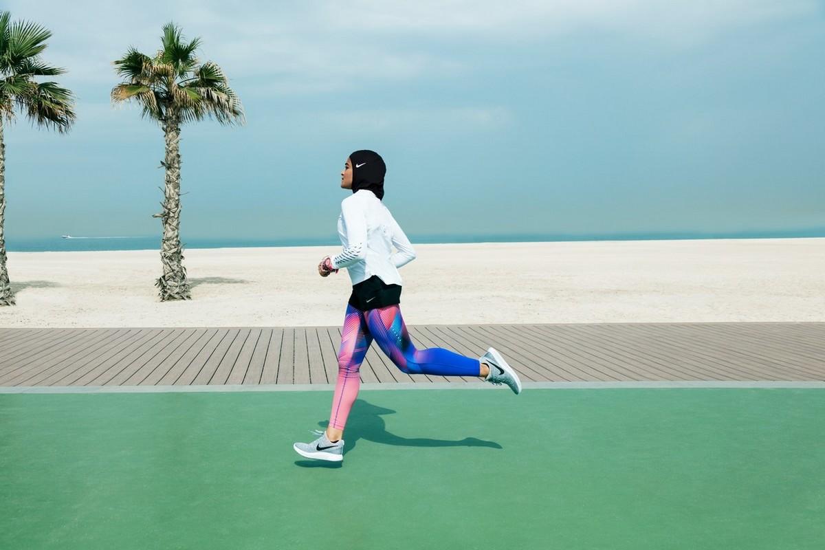 Sportovní hidžáb od značky Nike. Foto: Profimedia.cz