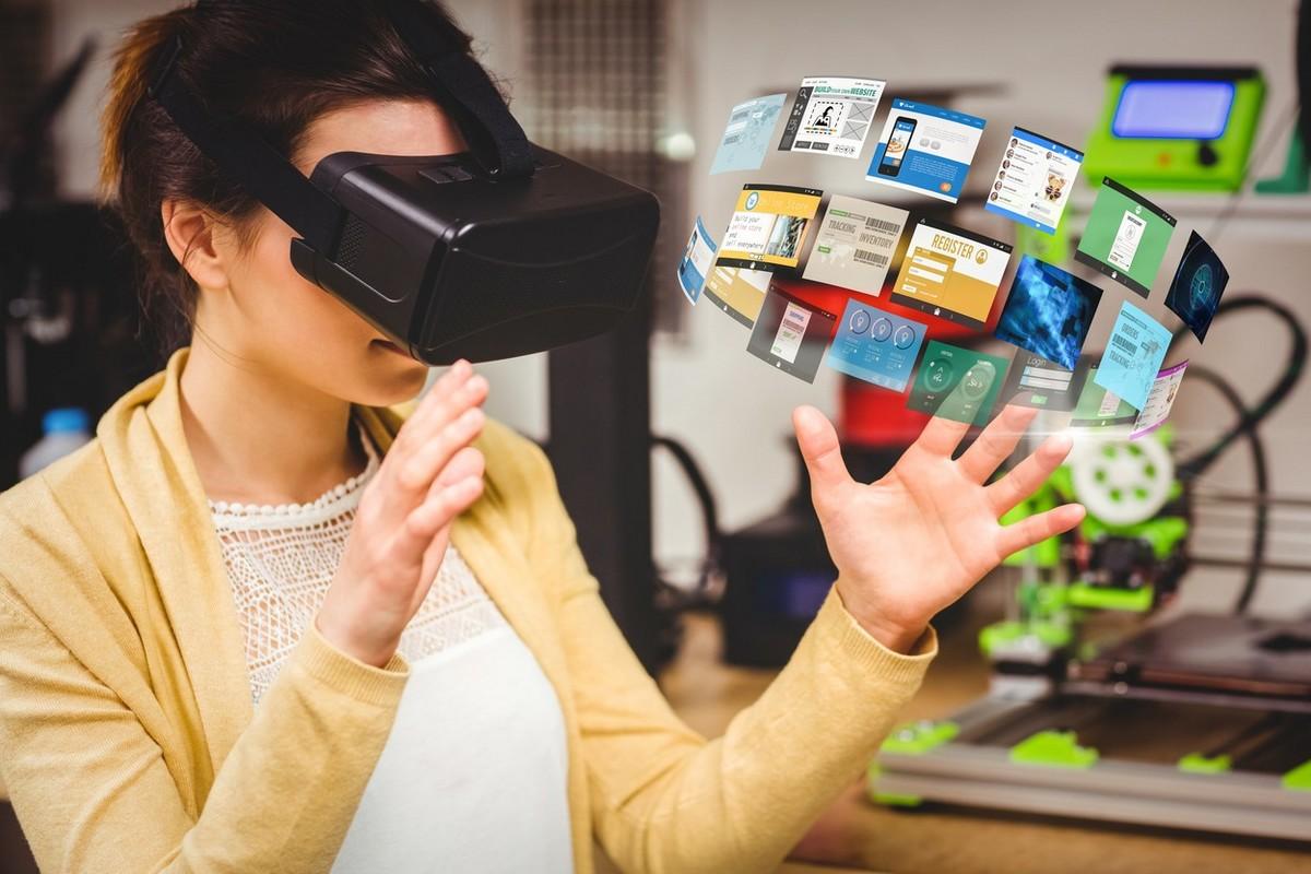 Virtuální realita může pomoci zlepšit nákupní zážitek. Foto: Profimedia.cz