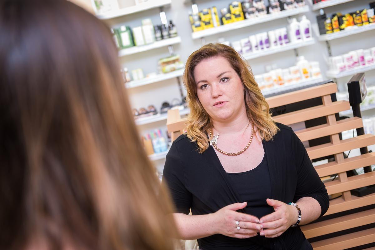 Jana Štěpánková, obchodní ředitelka Ryoru. Foto: Vojta Herout
