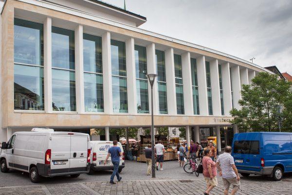 Brno-Střed opět zprovoznilo městskou tržnici, otevře v ní i coworkingové centrum