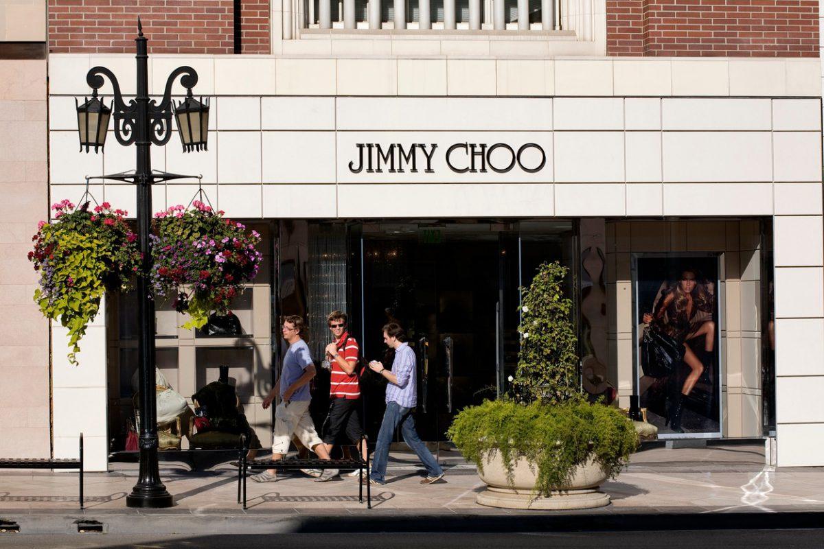 Luxusní módní značka Jimmy Choo bude patřit firmě Michael Kors. Foto: Profimedia.cz