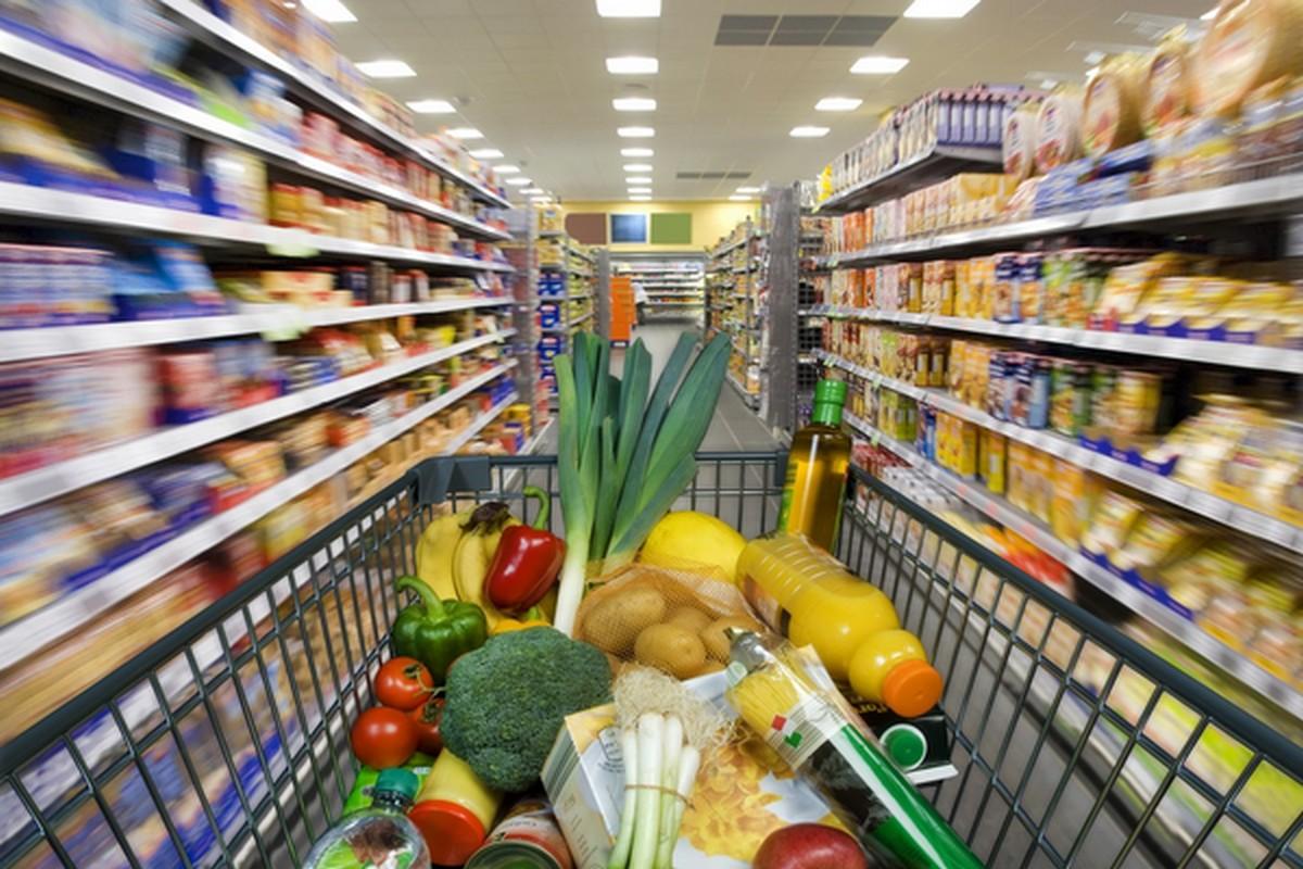 Supermarket. Profimedia.cz