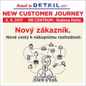 Přijďte na konferenci Retail in Detail