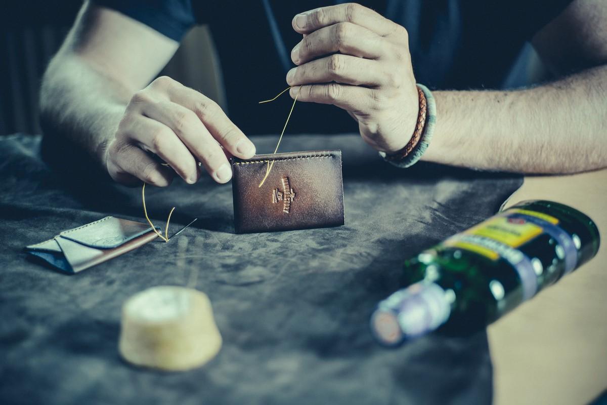 Kreativní dvojice Manufactory75 představí své výrobky na Becher Marketu jako první