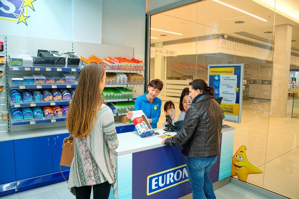 Euronics prodavačům zvýšil mzdy o 11 %