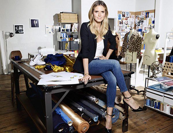 Heidi Klum už v září představí kolekci ve spolupráci s Lidlem
