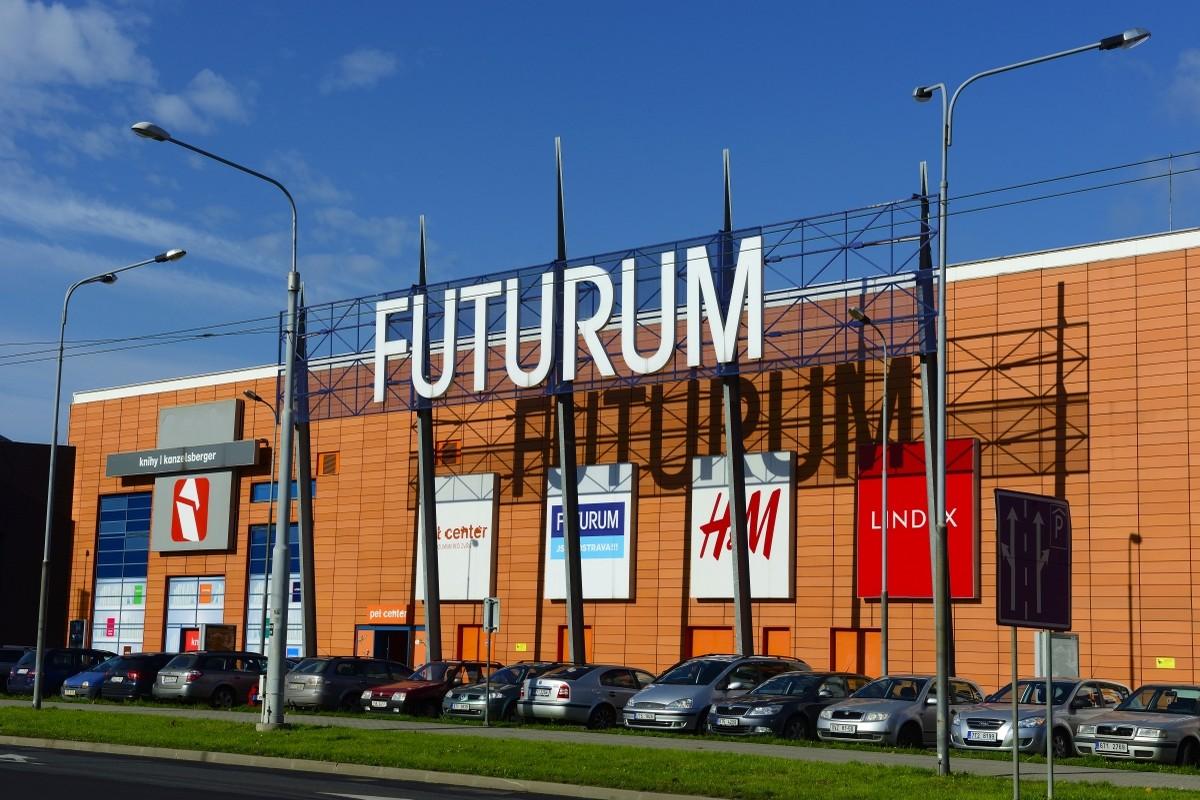 Obchodní centrum Futurum Ostrava