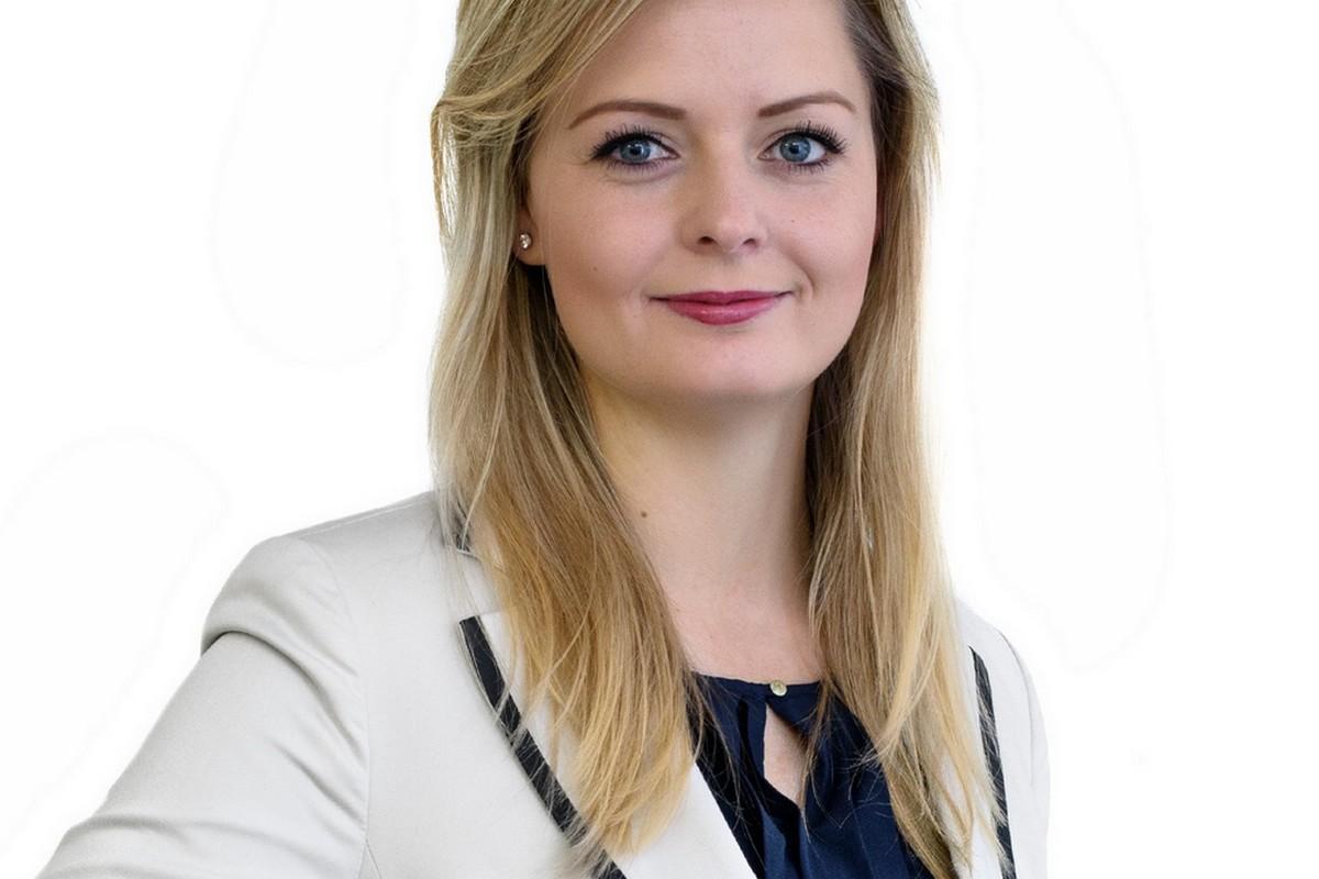 Erika Bohatá, architektka komerčních interiérů ve firmě Capexus