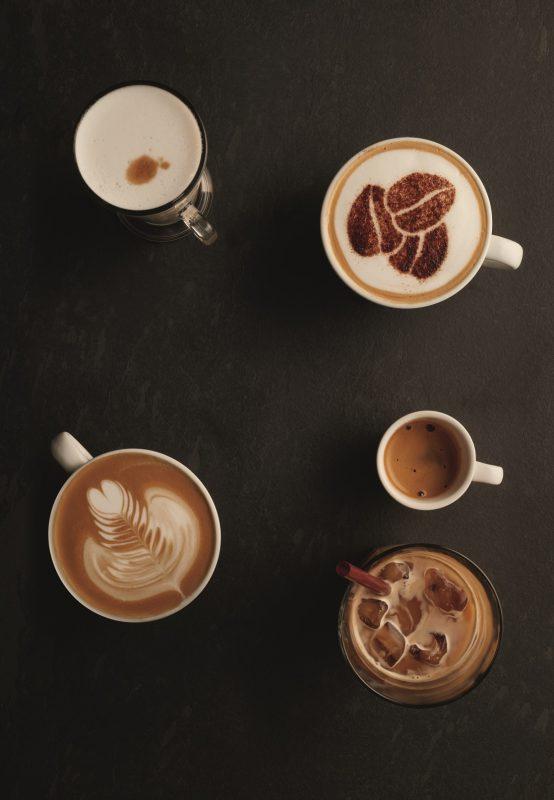 Nová káva se prodává v obvyklých variantách