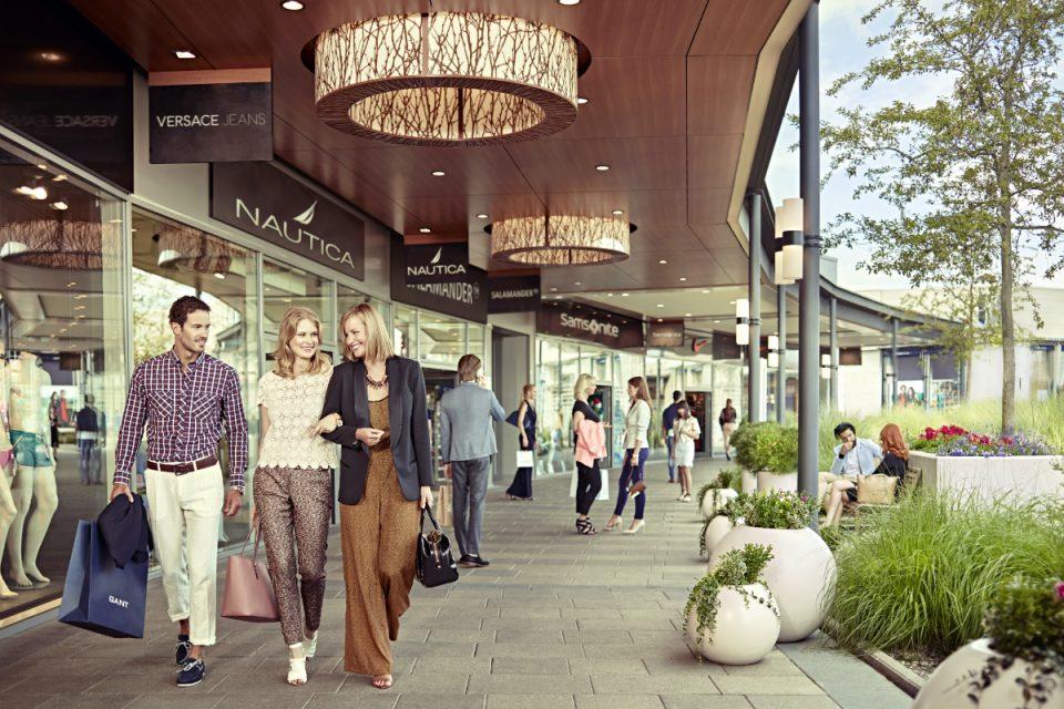 Antimonopolní úřad pokutuje outlet Fashion Arena za konkurenční doložky