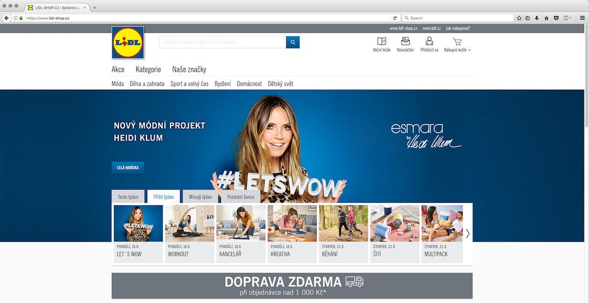Lidl-Shop.cz