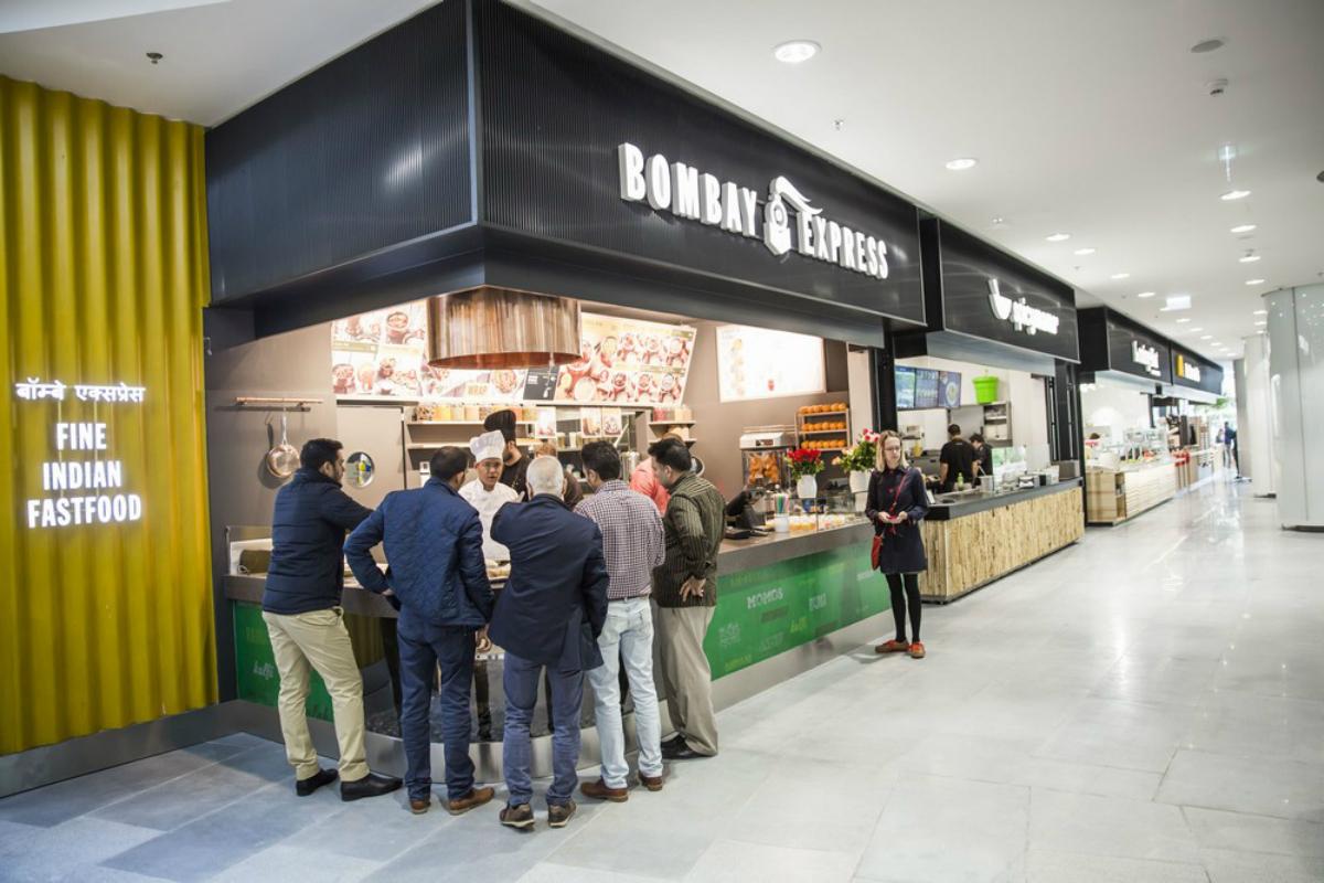 Mezi nově otevřené restaurace patří i Bombay Express