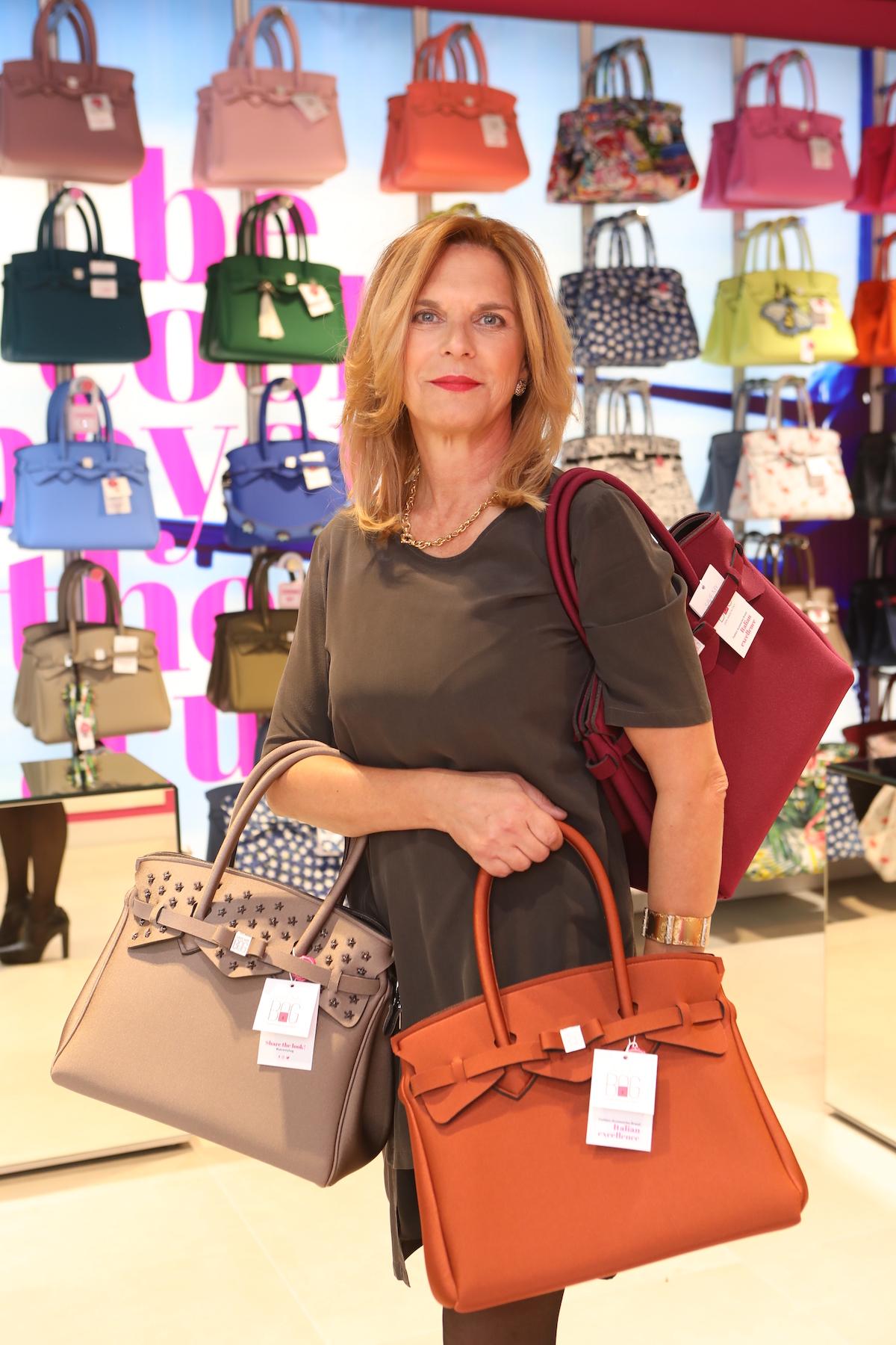 Spolumajitelka butiku Save My Bag Alena Tatarová