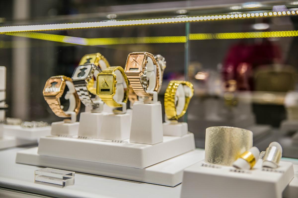 Tous nabízí šperky, hodinky a další doplňky