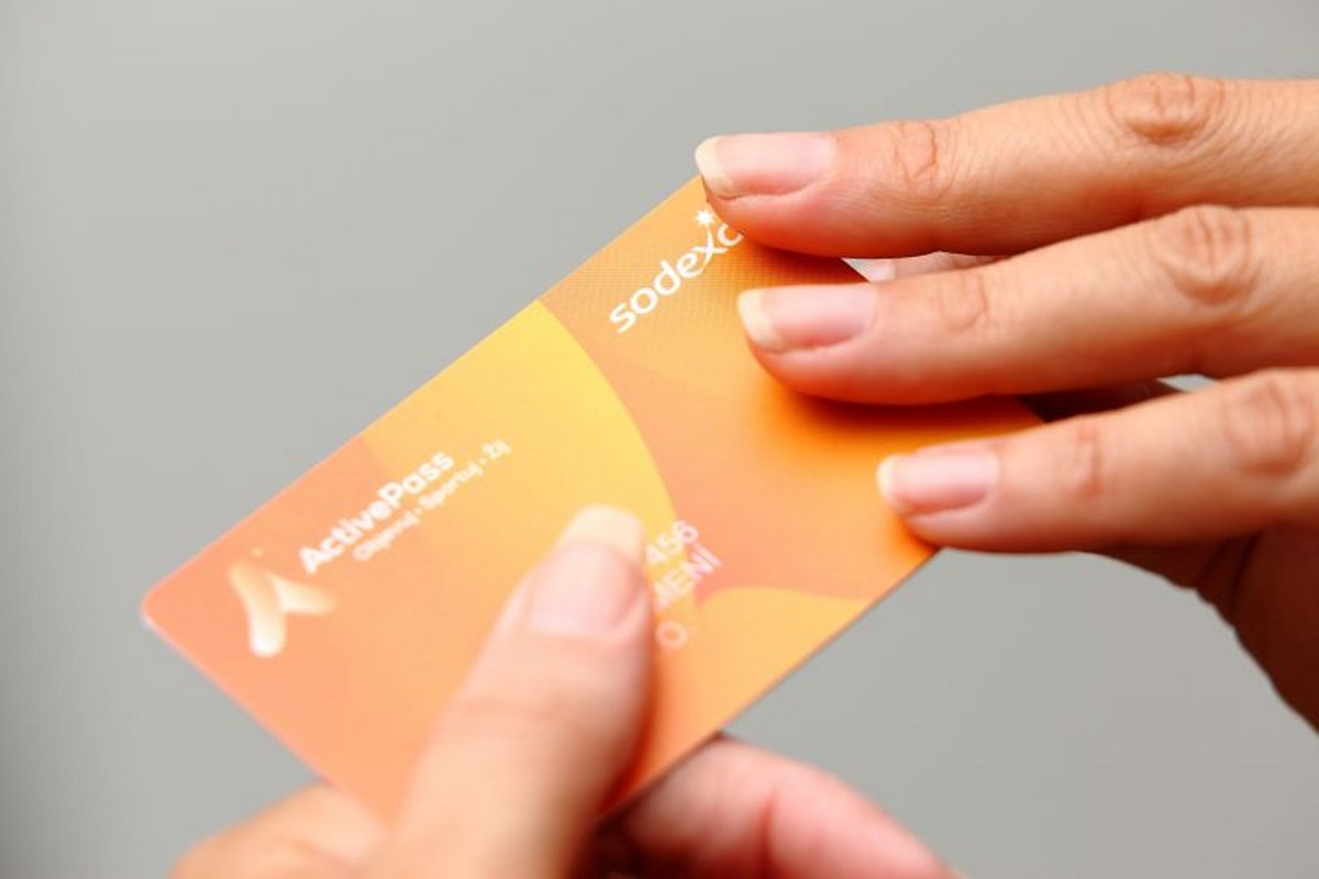 Nová karta ActivePass od firmy Sodexo