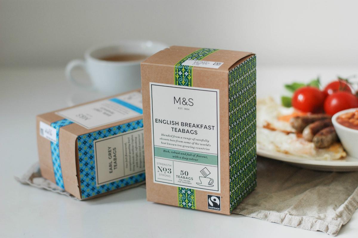 Mezi bestsellery, které budou během testování spolupráce na Rohlik.cz dostupné patří i anglický čaj