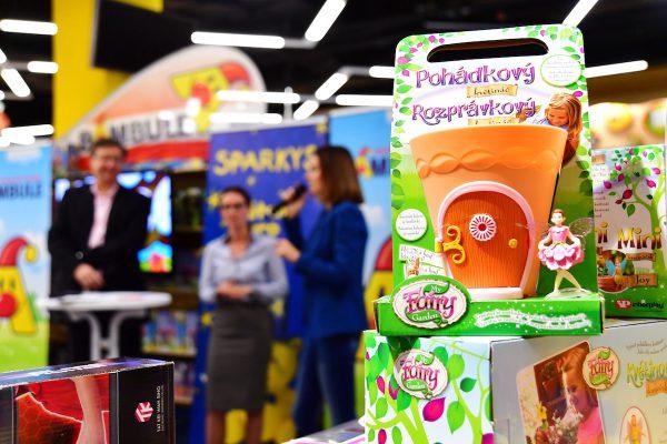 Hračkářství skupiny Wormelen startují svou největší spotřebitelskou kampaň